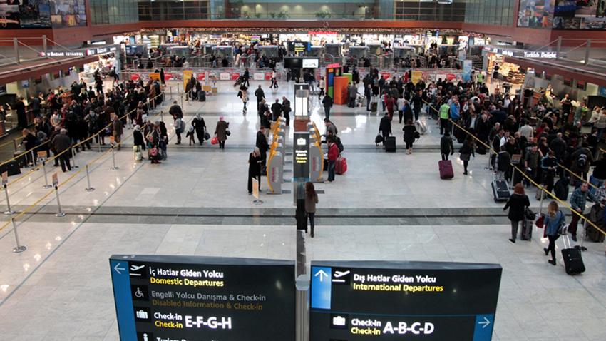 sabiha gokçen havalimanı