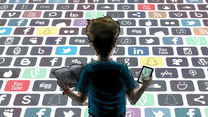 sosyal medya ve türkçe