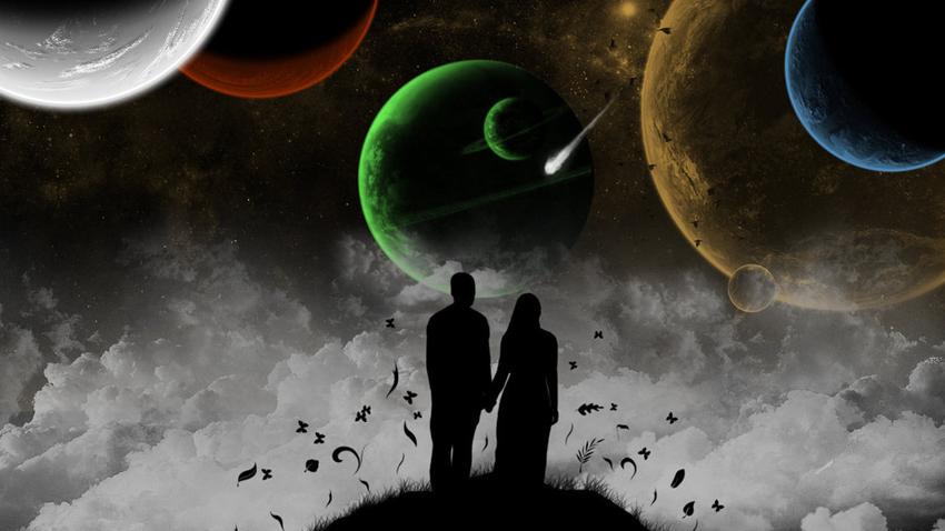 Uzayda ilişki