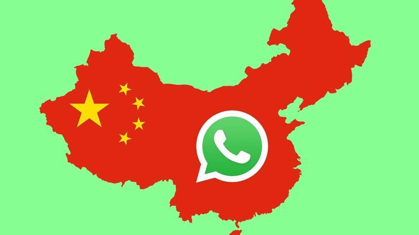 Çin WhatsApp yasağı