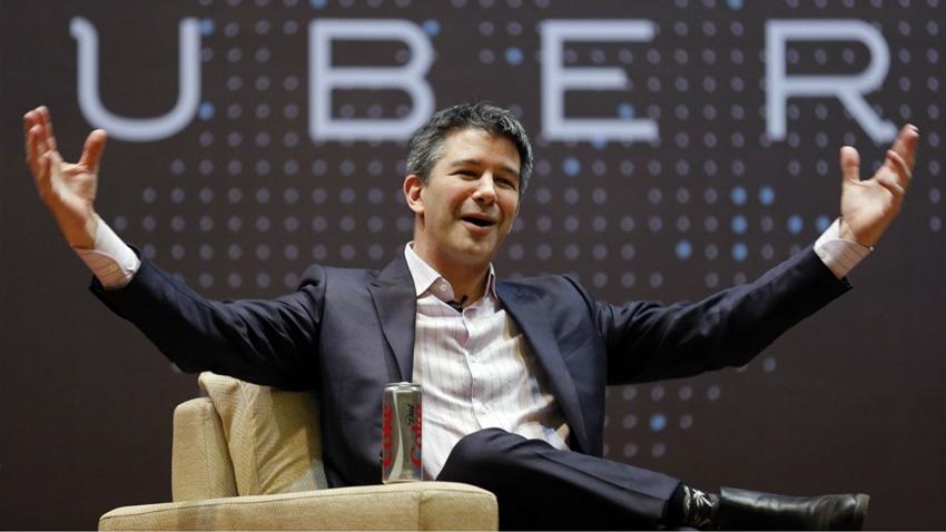 Uber'in Eski CEO'su Ortalığı Karıştırdı