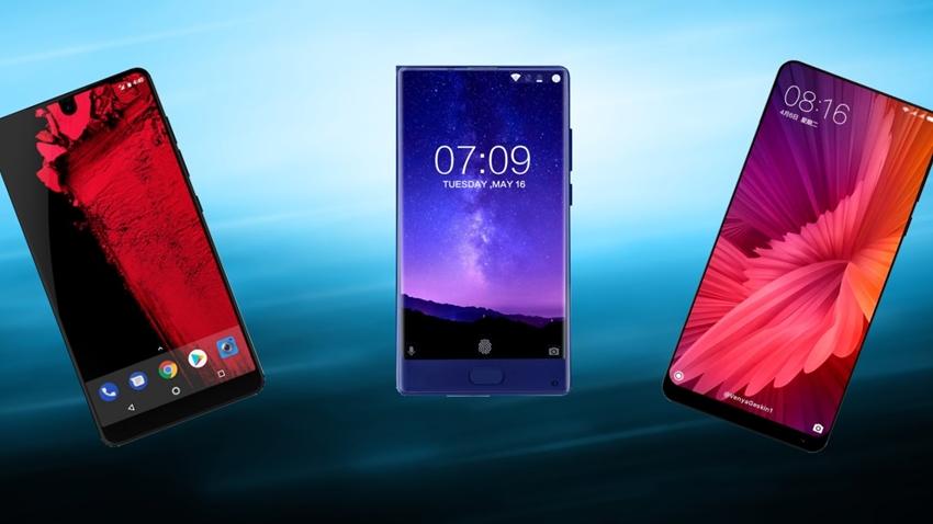 iPhone X'un Rakibi Olabilecek 5 Android Telefon