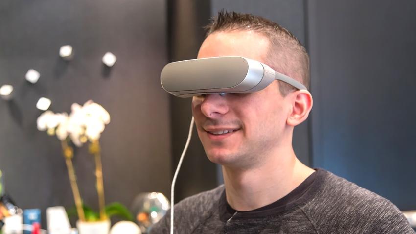 LG, VR Teknolojisini İçin Yeni Bir Patent Aldı
