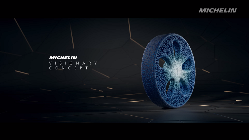 Michelin Tekerleği Yeniden İcat Ediyor