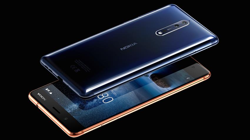 Nokia 8 Satışa Çıktı