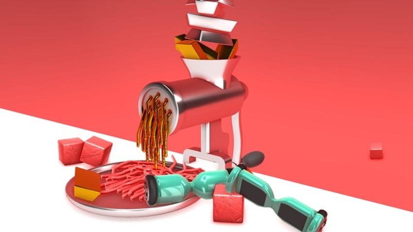 İnteraktif Yemek Simülasyonu Nour