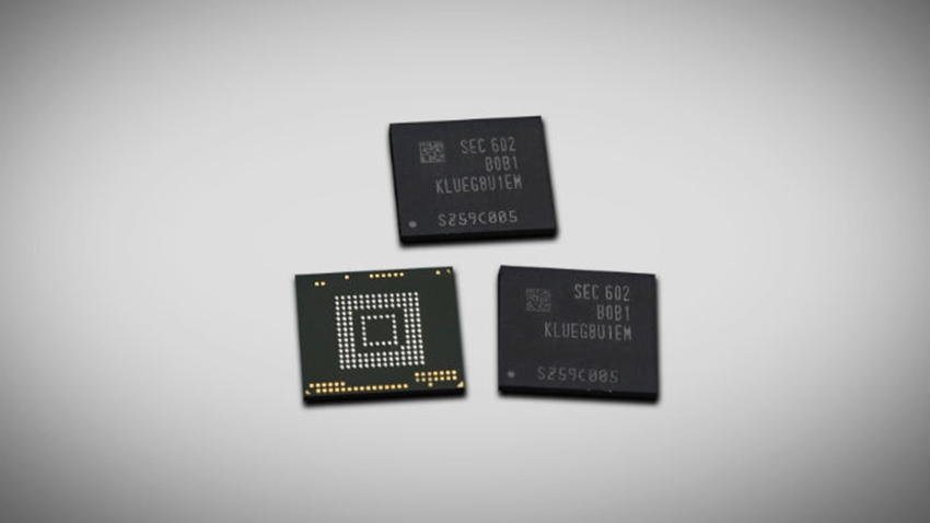 Samsung Otomobiller İçin eUFS Bellek Üretiyor