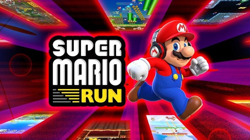 Super Mario Run Büyük Güncelleme