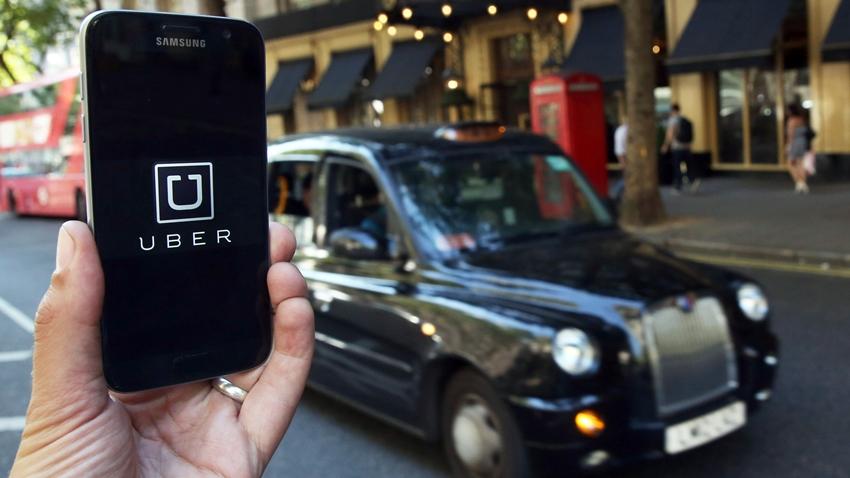 Uber CEO'su Lisans Sorununu Çözmek İçin Londra'ya Uçuyor