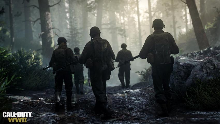CoD ikinci dünya savaşı belgeseli