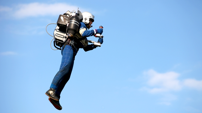 Beoing Jetpack