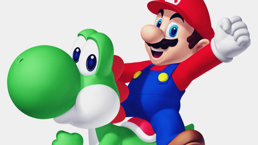 Mario ve Yoshi Dayak