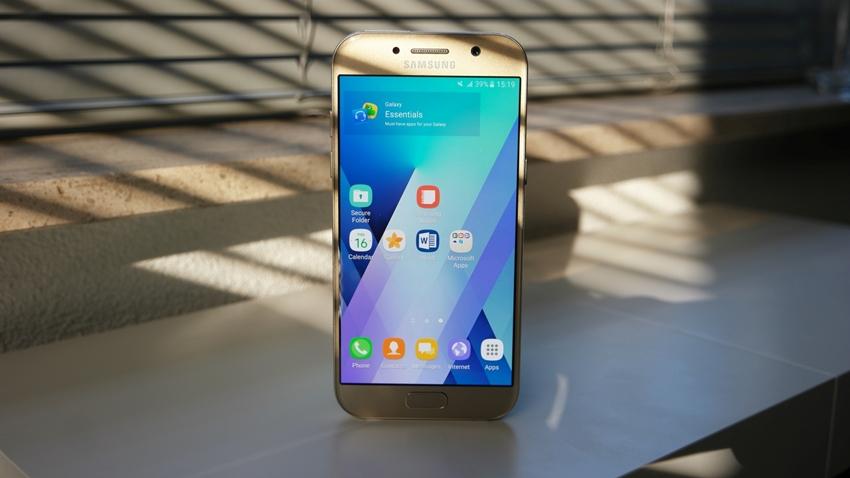 Galaxy A5 (2018) Serisinin Teknik Özellikleri Ortaya Çıktı