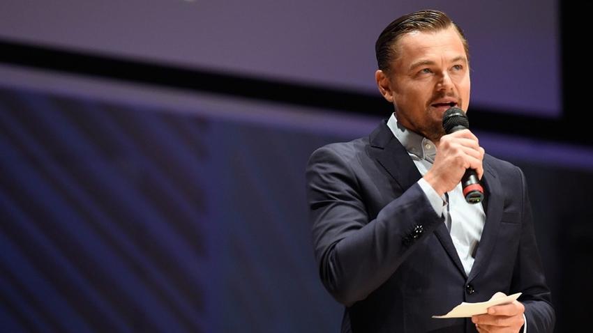 Leonardo DiCaprio Donald Trump'ı Eleştirdi