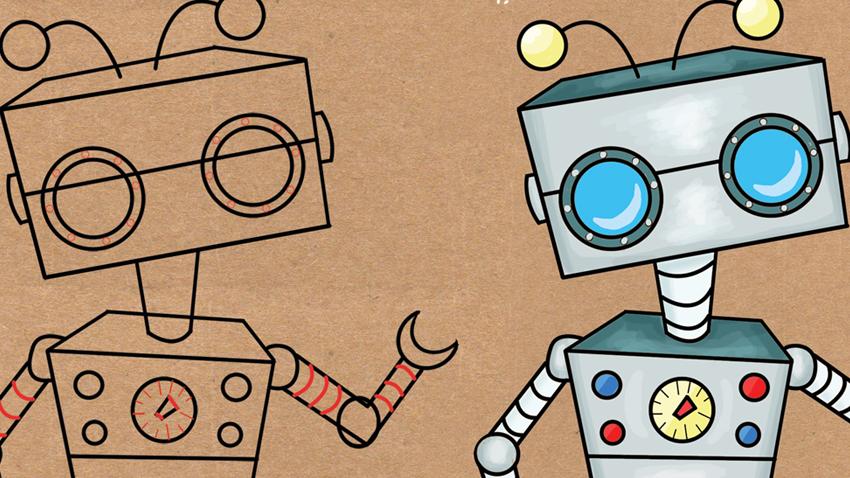 Engelleri aşmak için robot