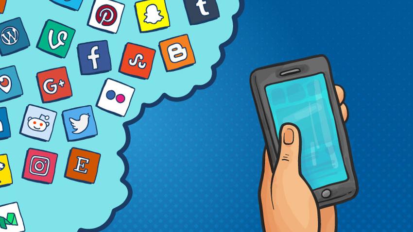 sosyal medya uygulaması