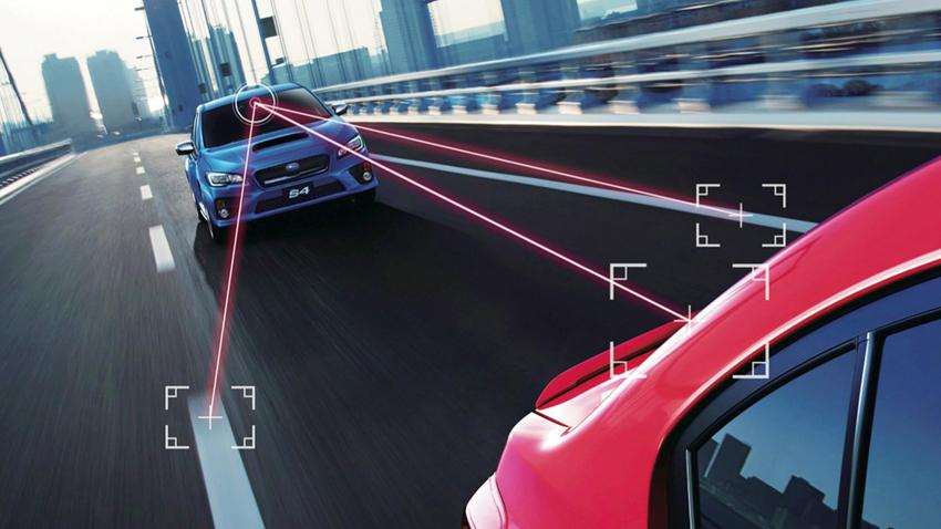 Subaru Forrester Eyesight