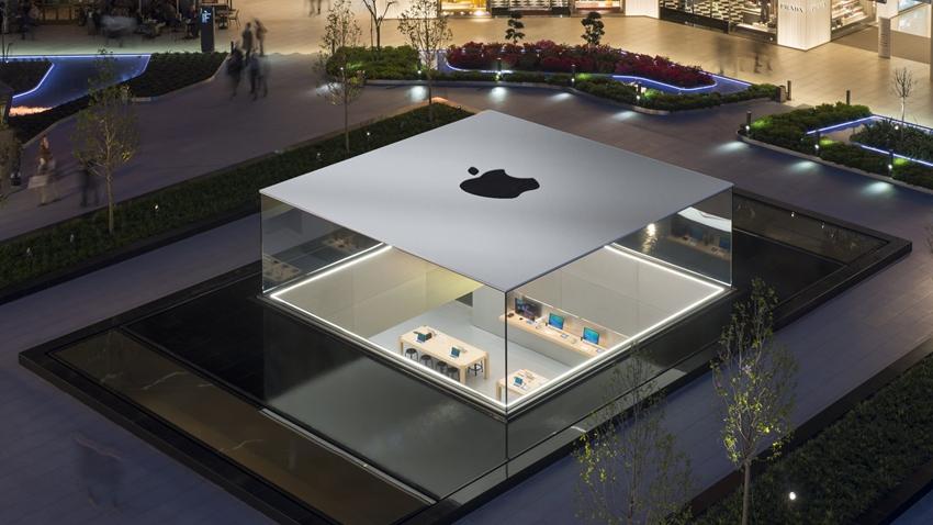 Apple Store'da Yaralanan Kadın Davacı Oldu