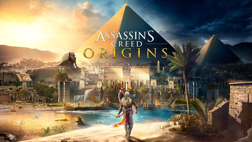 Assassin's Creed Origins Sistem Gereksinimleri