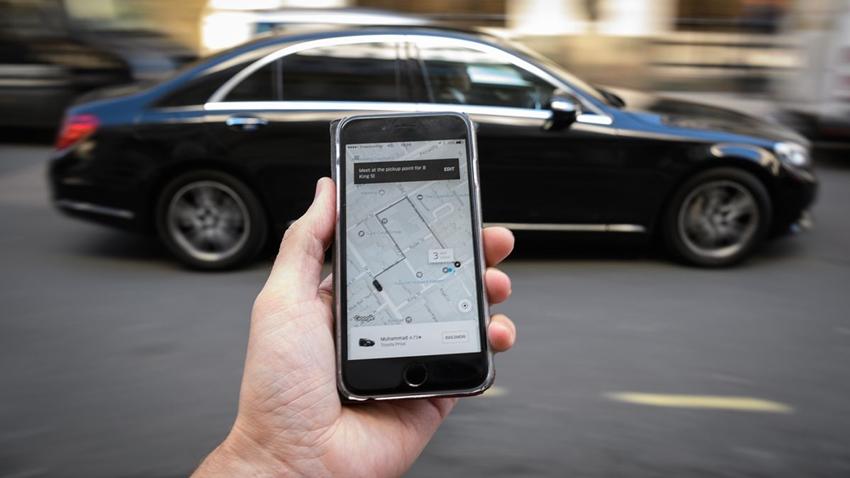 Uber CEO'su Londra'daki Yetkililerle Görüştü