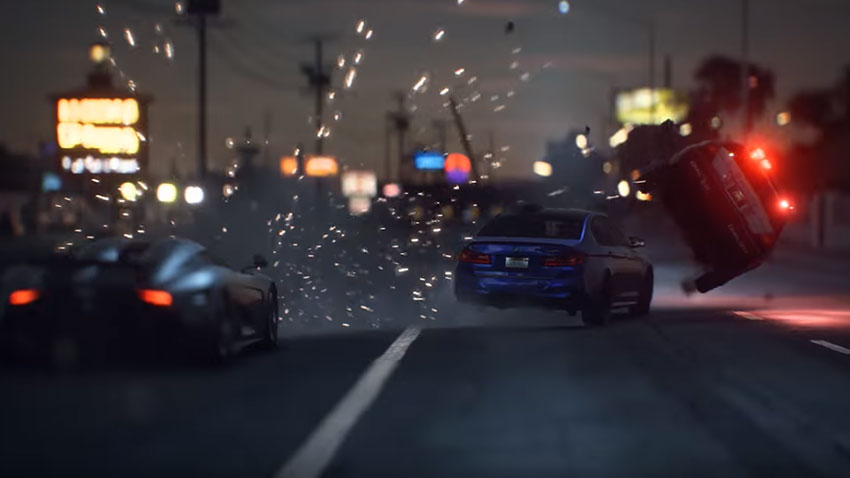 Need for Speed Payback Hikaye Fragmani