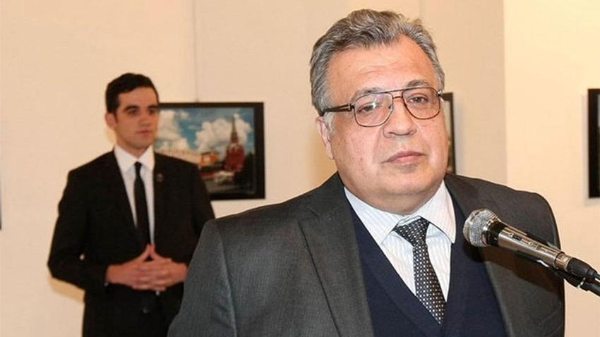 Batman Rus Büyükelçi