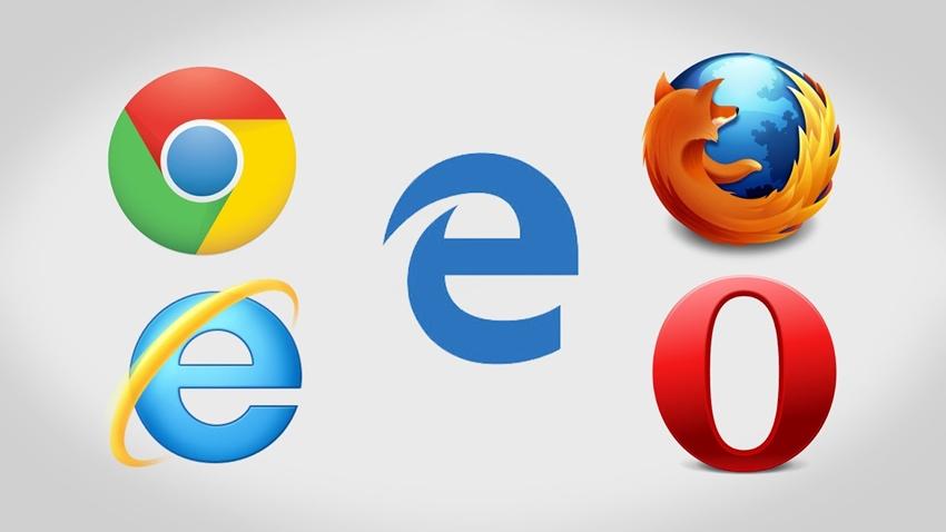 Edge Firefox Chrome