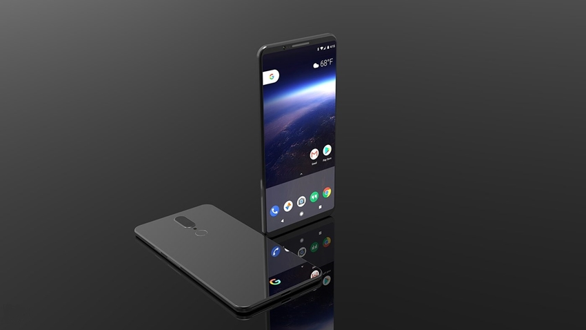 Google Pixel XL 2 ekran yanması
