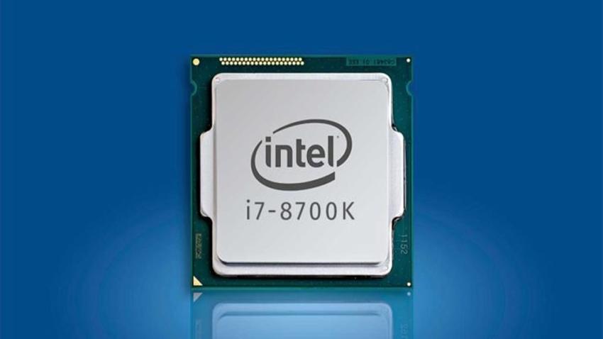 Core i7-8700K overlock