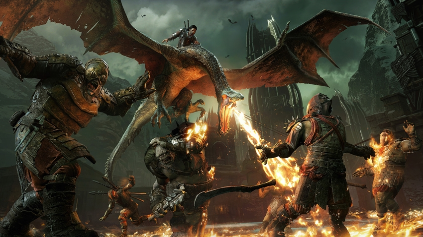 Middle-earth: Shadow of War dosya boyutu