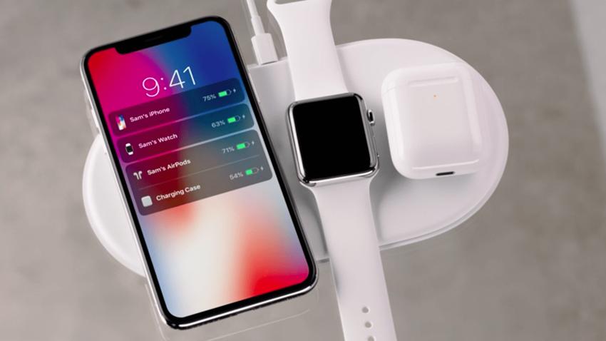 Apple, 'Kablosuz Gelecek' Üzerine Çalışıyor