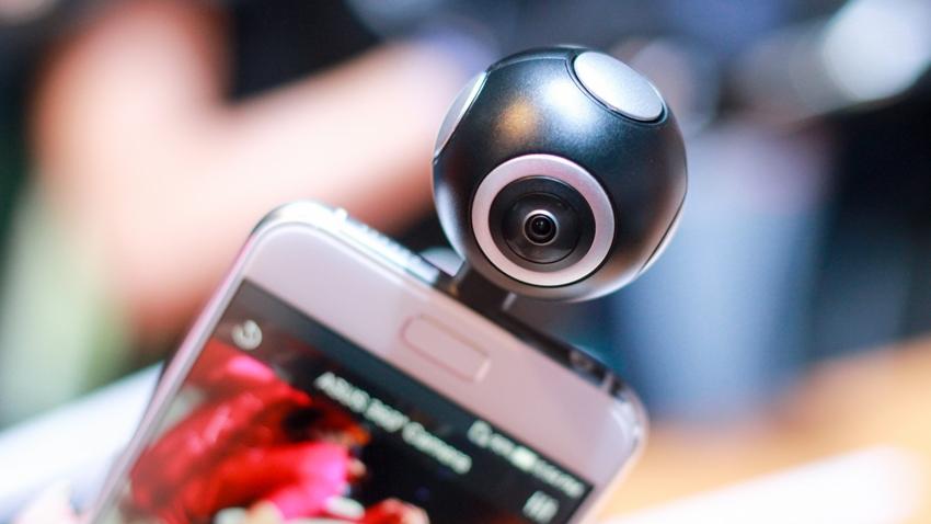 ASUS 360° Kamera Uygulaması Yayınlandı