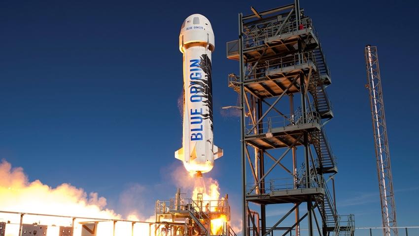 Blue Origin, Uzay Turizminde Çığır Açmaya Geliyor