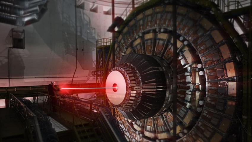 """CERN Tüm Dünyayı Şaşkına Uğrattı: """"Evren Aslında Var Olmamalıydı"""""""
