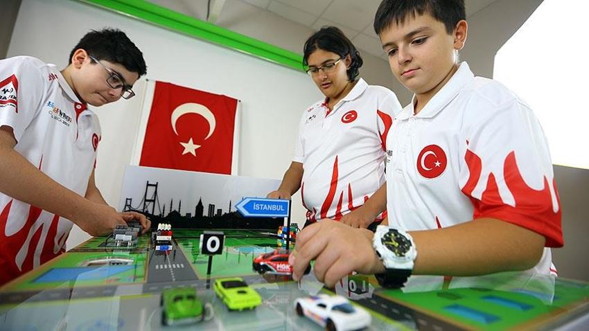 Dünya Robot Olimpiyatın'da Türkiye'yi Temsil Edecek Proje Harika Proje!