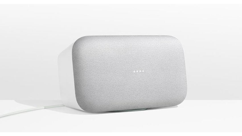 Google Home Max Tanıtıldı! İşte Özellikleri ve Fiyatı