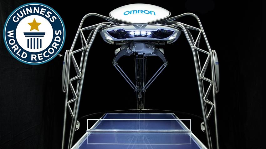 Masa Tenisi Robotu Forpheus'un Yeteneklerine Hayran Kalacaksınız!