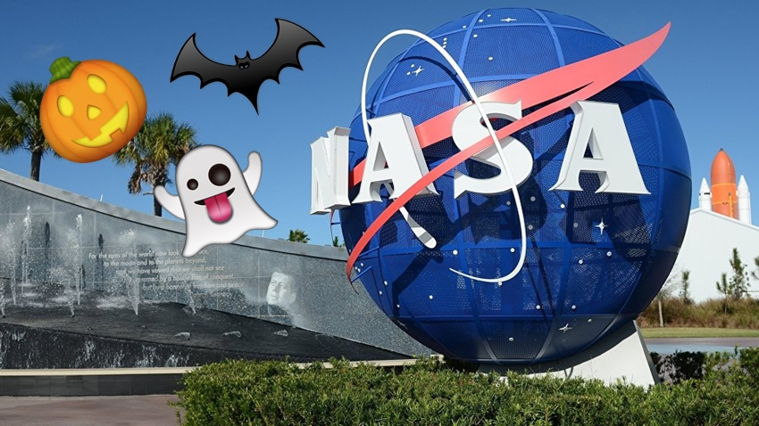 NASA, Cadılar Bayramı'na Özel Çalma Listesi Yayınladı