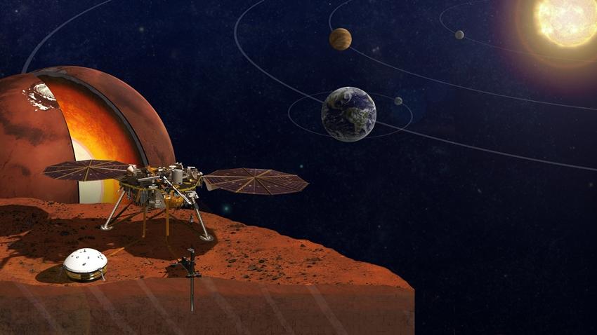 NASA, Mars'a Adınızı Gönderiyor!