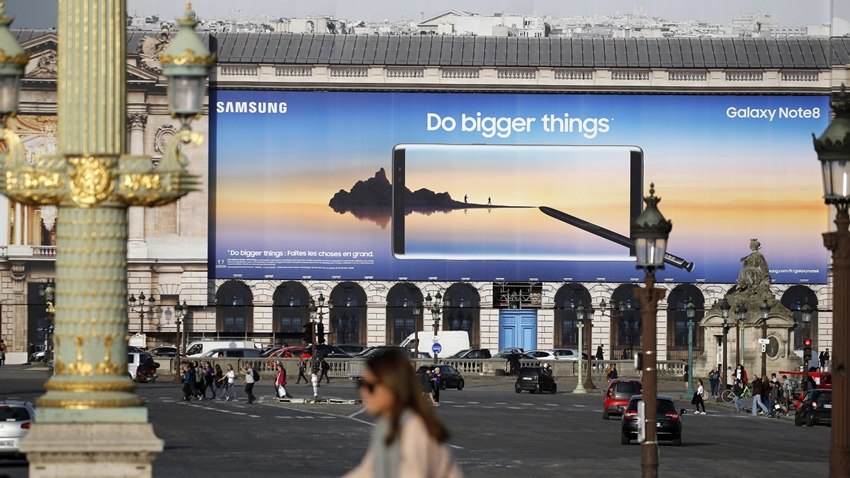 Samsung Gelirleri Rekora Koşuyor