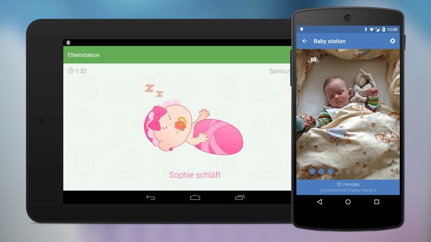 Android için En İyi 5 Bebek Monitörü Uygulaması