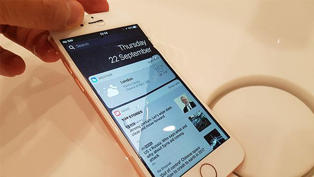 Apple Iphone 7 Su Geçirmezlik