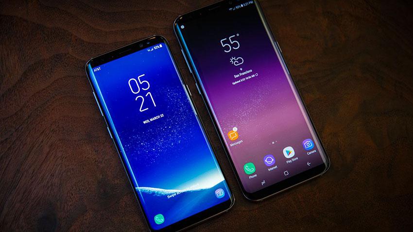 Galaxy S8 ve S8+