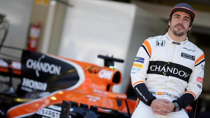 Fernando Alonso e-Spor Takımı