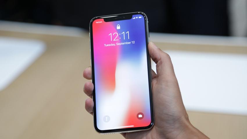 iPhone X hırsızlık