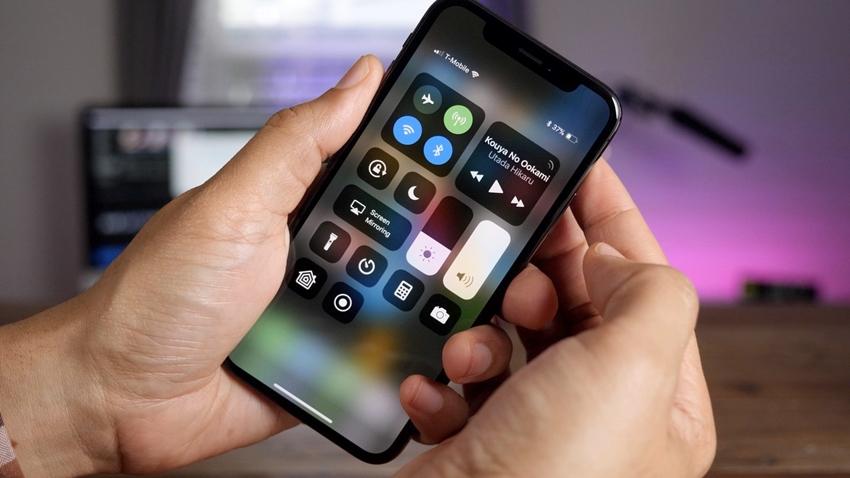 iPhone X Üretim Adeti