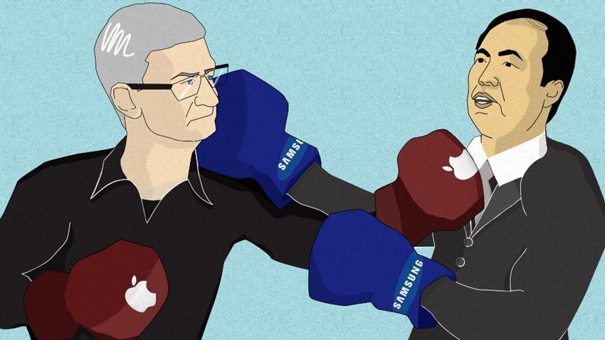 Apple ve Samsung Arasındaki Patent Savaşının Kazananı Belli Oldu