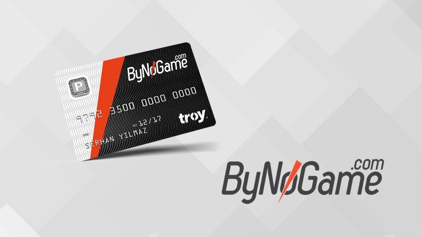 ByNoGame, Oyuncular İçin Ücretsiz Ön Ödemeli Kartını Tanıttı