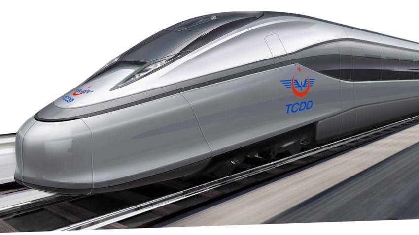İlk Milli Yüksek Hızlı Tren İçin Geri Sayım Başladı