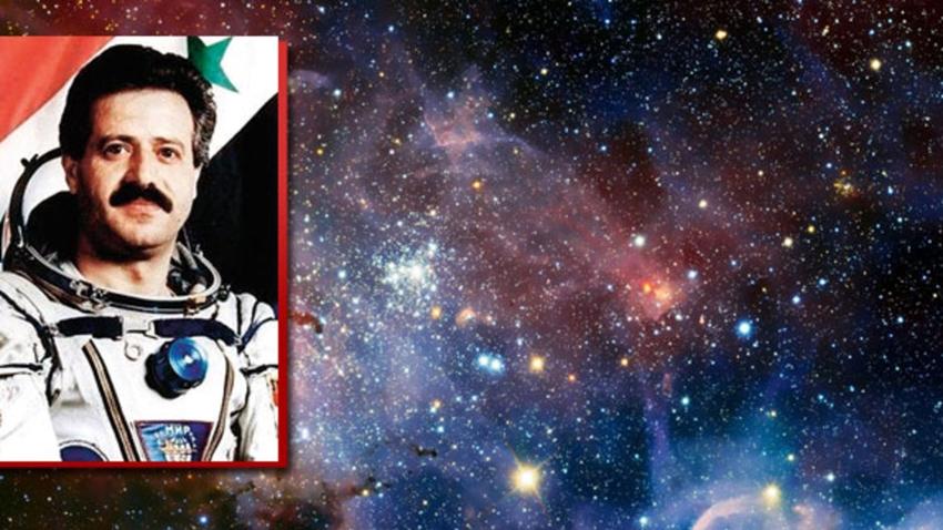 İlk Suriyeli Astronottan Uzay Hakkında İlginç Açıklamalar